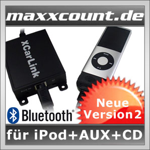 XCarLink-2-iPod-AUX-MP3-Adapter-NEU-Toyota-Typ-A-small